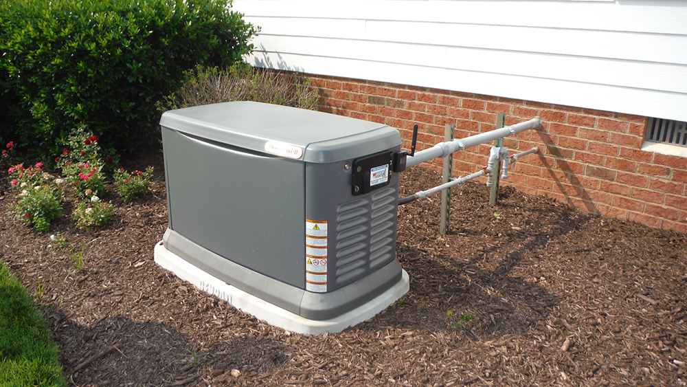 Backup Generators Installation